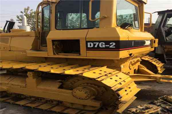 85 New Caterpillar Used Crawler Bulldozer D7G 199