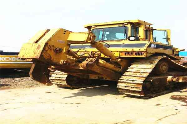 Cat Used D8n Crawler Tractor Bulldozer D8N 214