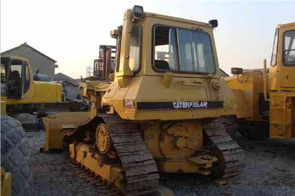 Caterpillar Hydraulic Walking Dozer Used Cat Tractor D4H 92