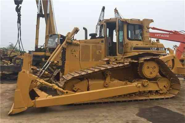 Caterpillar Used Crawler Bulldozer Secondhand Walking Dozer D6r 20
