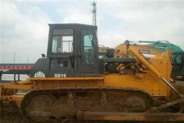 Hot Sale Shantui Bulldozer SD16 Bulldozer218