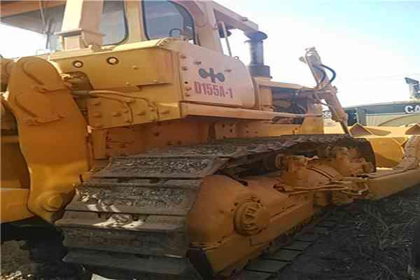 Komatsu Hydraulic Used Dozer Secondhand Bulldozer D155A 1 118