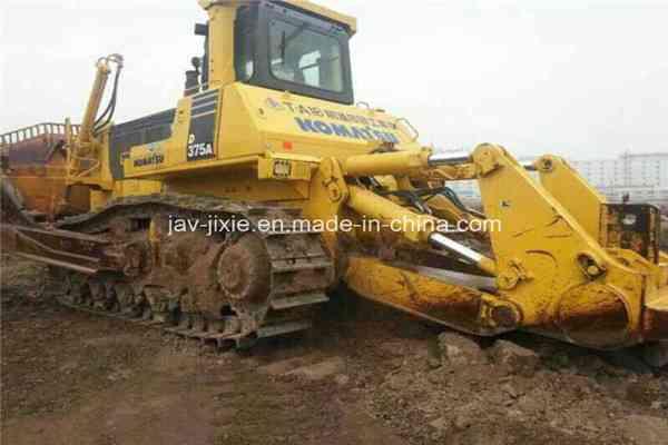 Komatsu Used Crawler Bulldozer D375A with CE124