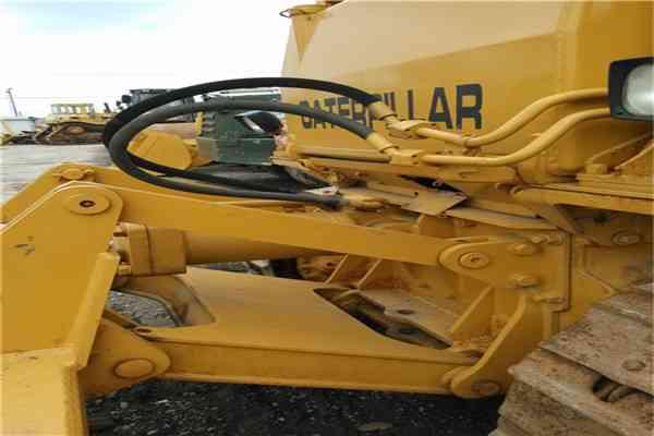 Second Hand Cat Crawler Bulldozer D6D 52