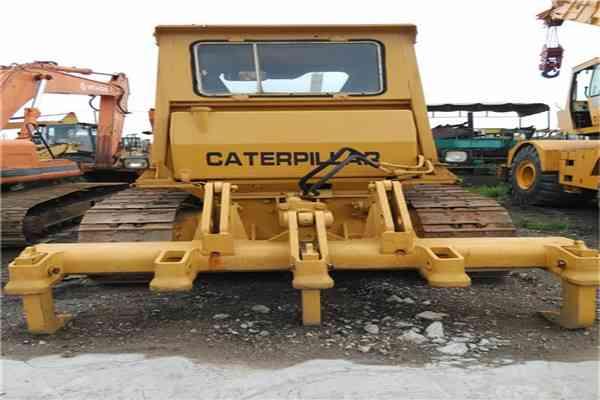 Second Hand Cat Crawler D6d Bulldozer234