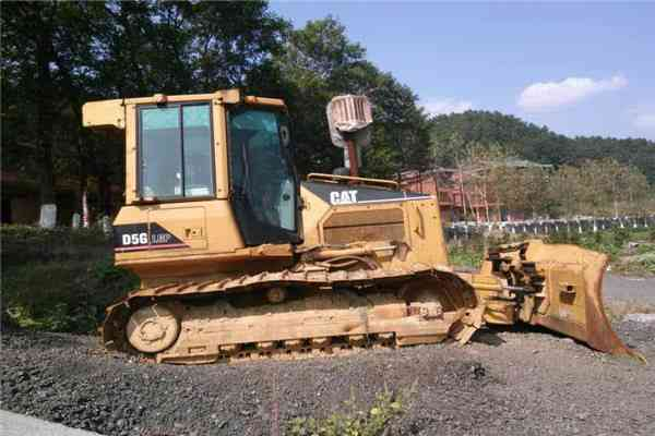 Secondhand Caterpillar Hydraulic Crawler Bulldozer D5G 213