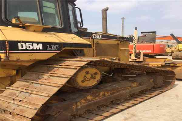 Secondhand Crawler Bulldozer Used Walking Tractors D5M 159