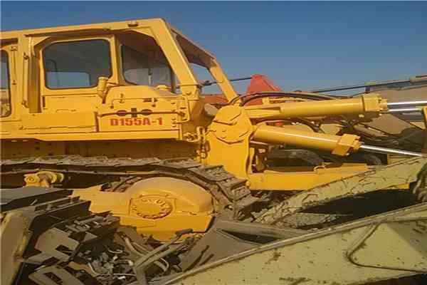 Secondhand Komatsu Bulldozer Used Walking Dozer D155A 1 184