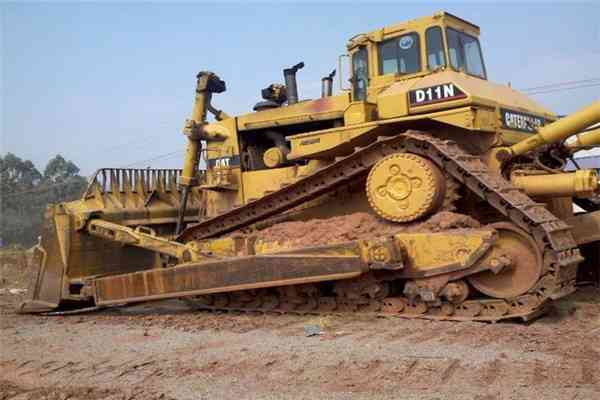 Used Cat Bulldozer D11n 30