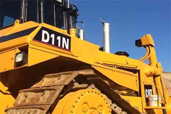 Used Cat Crawler Bulldozer D11N 151
