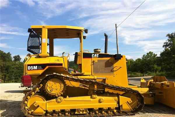 Used Cat Crawler Bulldozer D5m 13