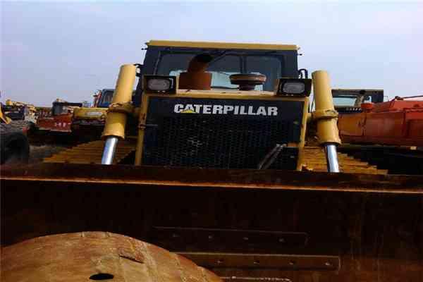 Used Cat Crawler Bulldozer D6G with CE56