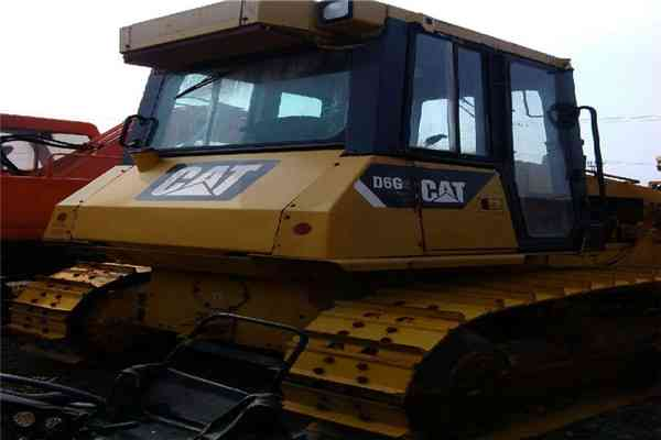 Used Cat Crawler Bulldozer D6G with CE57
