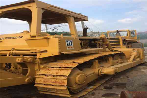 Used Cat Crawler Bulldozer D7g 24