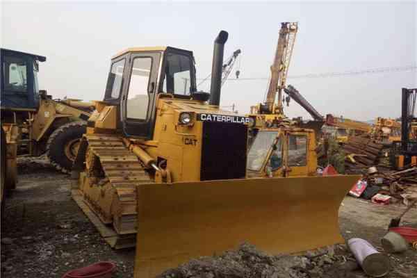 Used Cat Crawler Bulldozer Secondhand Tractor D4H 152
