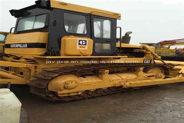 Used Cat Crawler Bulldzoer D7G with CE87