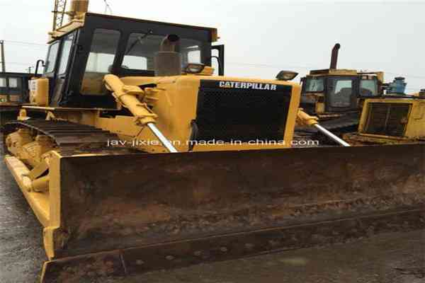 Used Cat Crawler Bulldzoer D7G with CE91