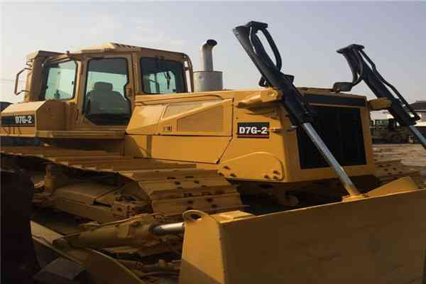 Used Cat Crawler Bulldzoer D7G with CE96