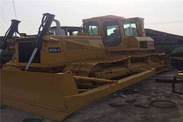 Used Cat Crawler Bulldzoer D7G with CE99