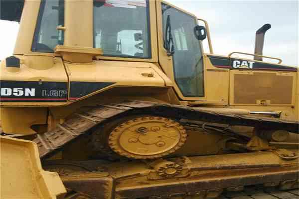 Used Cat Crawler D5n Bulldozer231