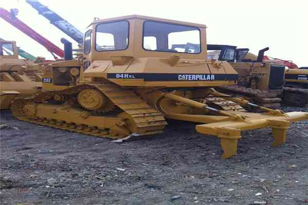 Used Caterpillar Bulldozer D4h227