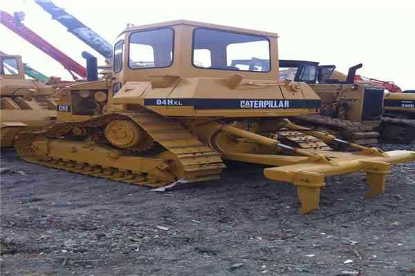Used Crawler Bulldozer CAT D4H-LGP in Costa Rica