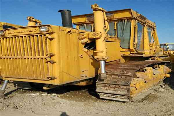 Used Walking Dozer Secondhand Komatsu Crawler Bulldozer D155A 1 187