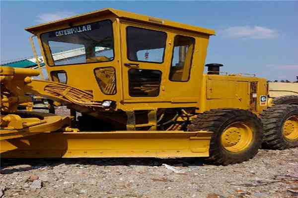 Used motor grader CAT 14G in Spain