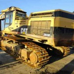 China  Used Crawler Bulldozer Caterpillar D6h  in uk