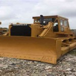 China  Used Bulldozer Caterpillar D6d for Sale  in uk