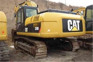 cat-used-29t-hydraulic-crawler-excavator-329d-17
