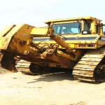 China  Used Caterpillar Bulldozer Cat D7r for Sale  in uk
