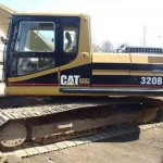 China  Used Bulldozer Original Caterpillar D6d  in uk