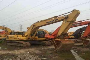 komatsu-used-20t-hydraulic-crawler-excavator-pc200-8-23