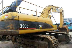used-crawler-excavator-secondhand-caterpillar-excavator-330c-291