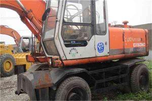 used-wheel-excavator-hitachi-ex160wd-with-ce323