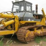 China  Used Cat D6d Bulldozer, Used Dozer Caterpillar D6d for Sale  in uk