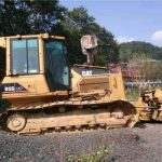 China  D8r Cat Bulldozer, Used Cat D8r Dozer  in uk