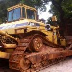 China  Used Original Komatsu Bulldozer Komatsu D155A for Sale  in uk
