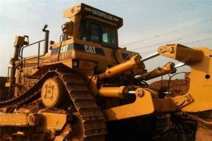 China  Used Original Caterpillar Bulldozer D8r  in uk