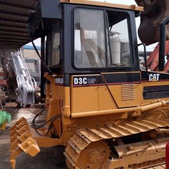 Used Crawler Bulldozer CAT D4H