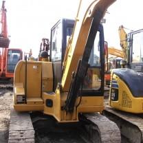 Usada CAT Excavadora 305