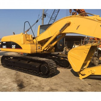 Used Crawler Excavator CAT 320CL