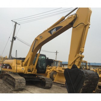 Used Crawler Excavator CAT 330C