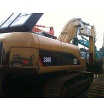 Excavadora de cadenas usada CAT 330D