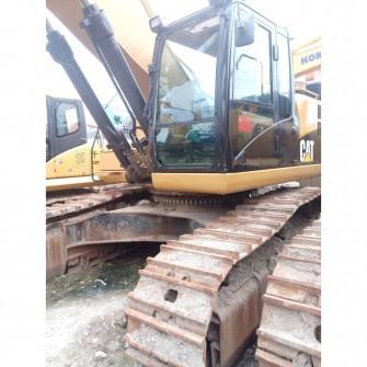Excavadora de cadenas usada CAT 349D