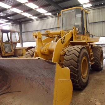 Used wheel loader CAT 938F