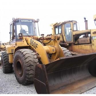 Used wheel loader CAT 960F