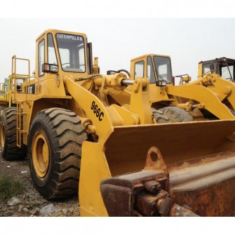 Used wheel loader CAT 966C