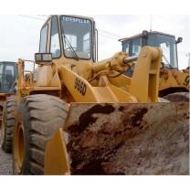 Used wheel loader CAT 966D